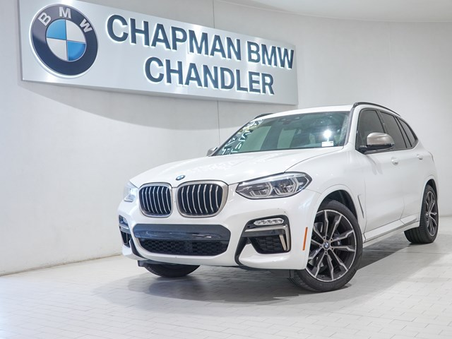 2018 BMW X3 M40i Prem Pkg