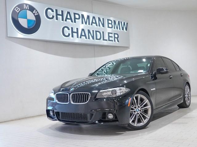 Used 2014 BMW 5-Series 535i Premium/M-Sport Pkg Nav