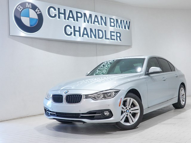 Certified Pre-Owned 2017 BMW 3-Series 330i Premium Pkg