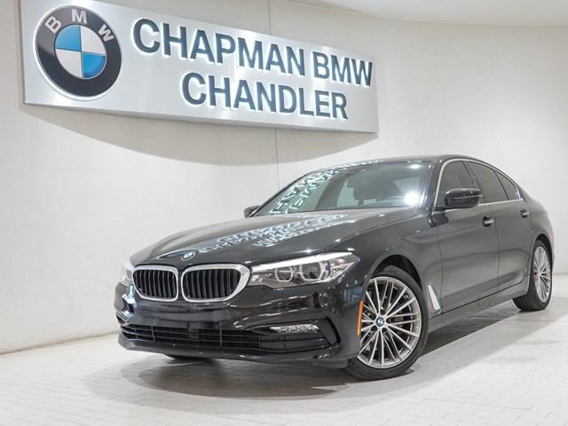 2018 BMW 5-Series 540i Premium Pkg Nav