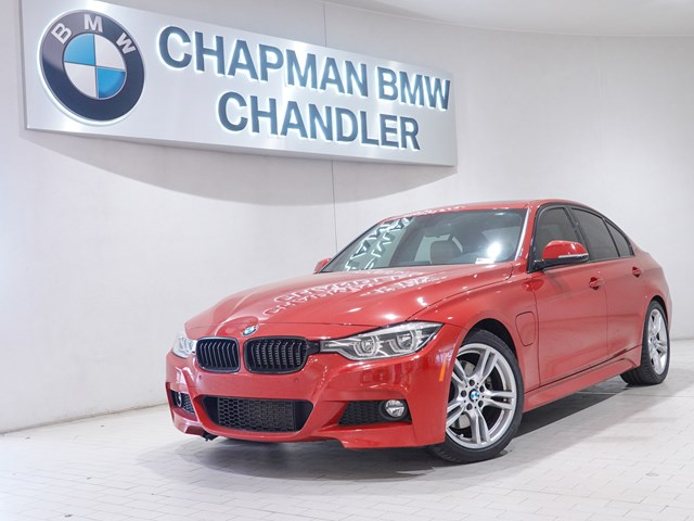 2017 BMW 3-Series 330e iPerformance Prem/M-Sport Pkg Nav