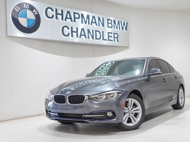 Certified Pre-Owned 2018 BMW 3-Series 328d