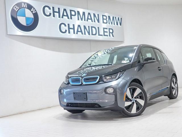 Certified Pre-Owned 2017 BMW i3 94 Ah Nav