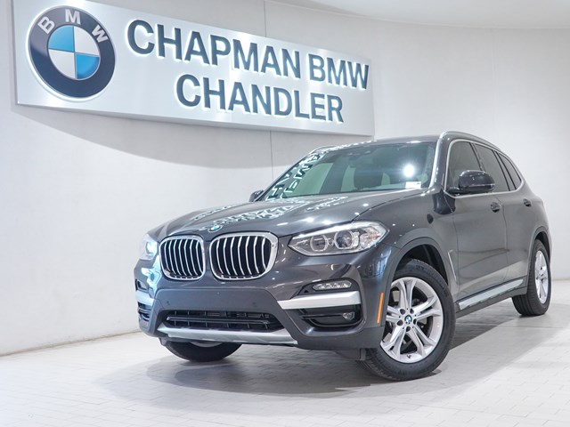 Certified Pre-Owned 2020 BMW X3 sDrive30i Nav