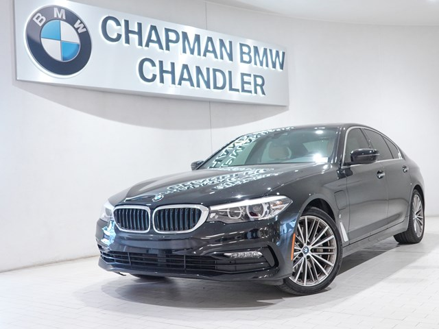 2018 BMW 5-Series 530e iPerformance Nav