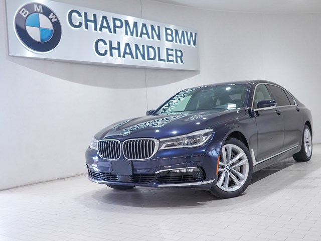 2018 BMW 7-Series 750i xDrive Executive Pkg Nav