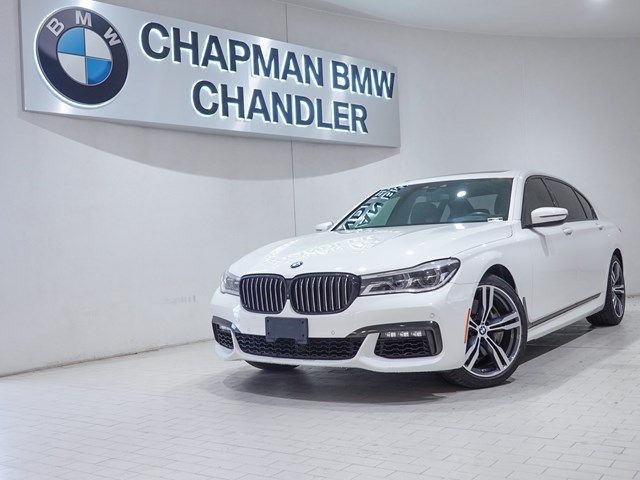 2018 BMW 7-Series 750i Executive/M-Sport Pkg Nav