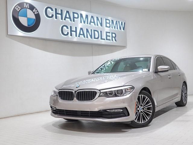 2018 BMW 5-Series 530i Premium Pkg Nav