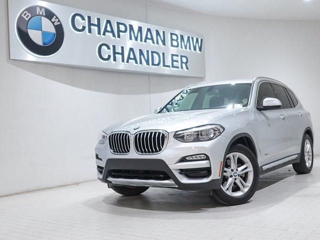 2018 BMW X3 xDrive30i Premium Pkg