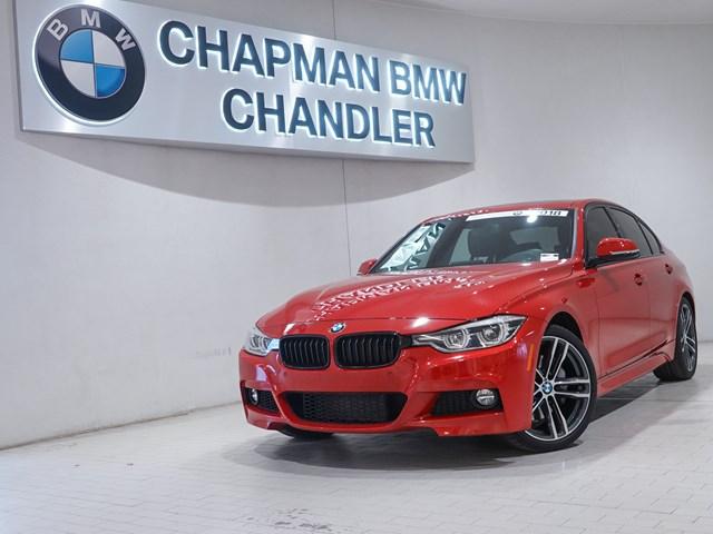 Certified Pre-Owned 2018 BMW 3-Series 340i Premium Pkg Nav