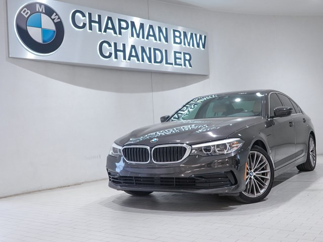 2019 BMW 5-Series 530e iPerformance Nav Pkg