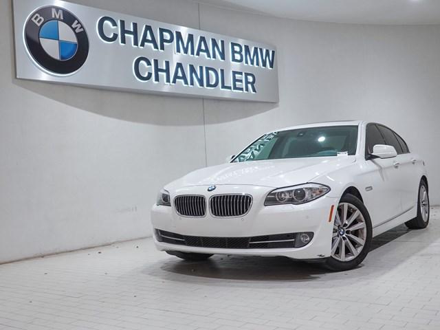 2011 BMW 5-Series 528i Premium/Sport Pkg Nav