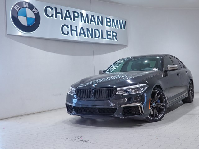Used 2018 BMW 5-Series M550i xDrive Executive Pkg Nav