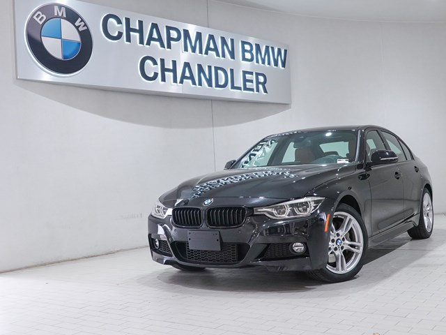 Certified Pre-Owned 2018 BMW 3-Series 340i xDrive Premium/M-Sport Pkg Nav