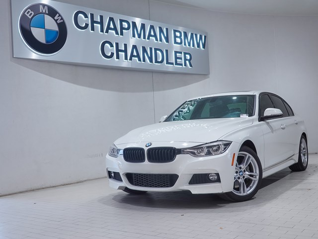 Used 2018 BMW 3-Series 330i M-Sport Pkg Nav