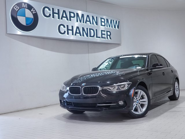 Certified Pre-Owned 2018 BMW 3-Series 330i