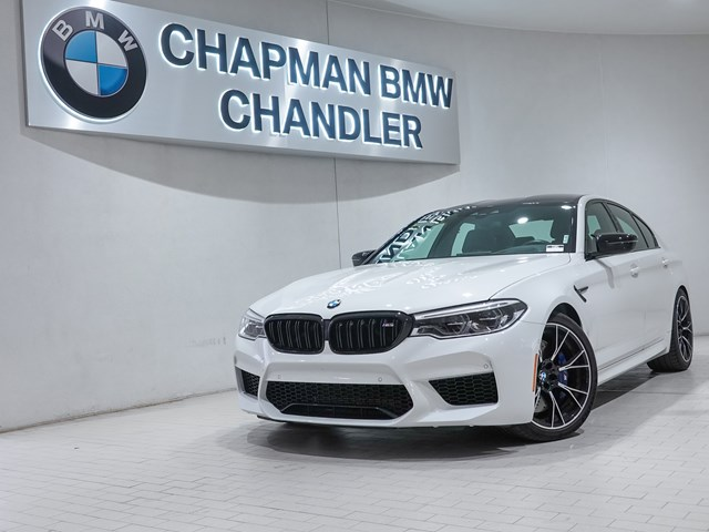 Used 2019 BMW M5 Competition Pkg Nav