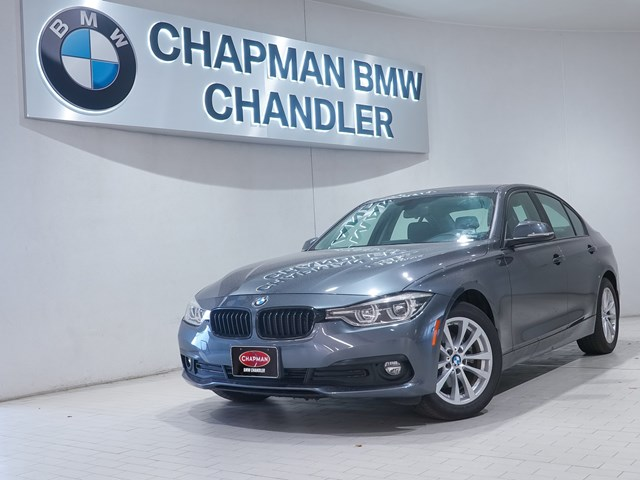 2018 BMW 3-Series 320i xDrive Nav
