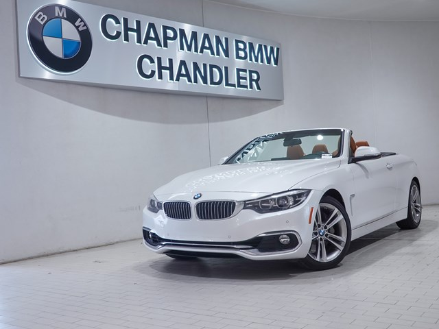 Certified Pre-Owned 2018 BMW 4-Series 440i xDrive Premium Pkg Nav