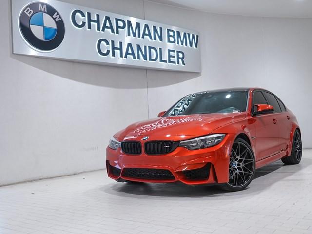 2018 BMW M3 Exec Pkg Nav