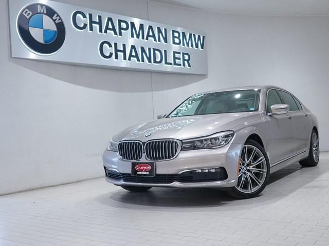 2016 BMW 7-Series 740i Exec Pkg Nav