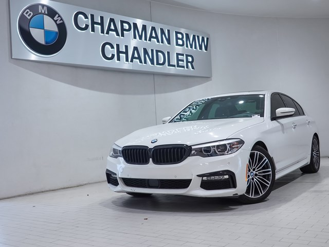 2018 BMW 5-Series 530i M-Sport pkg Nav