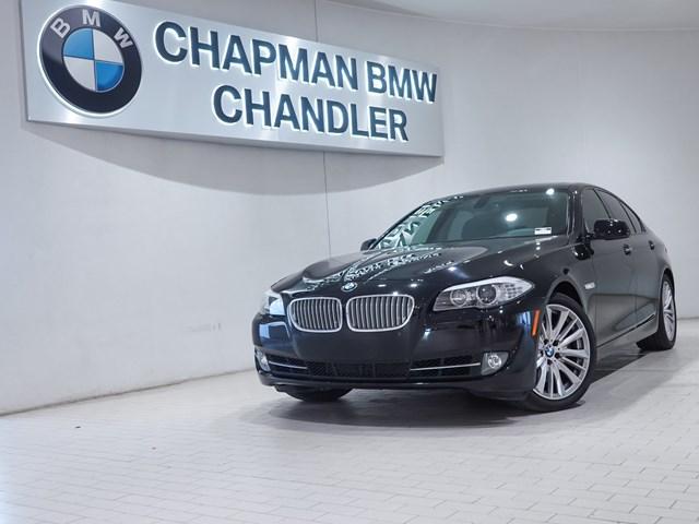 2011 BMW 5-Series 550i Premium Pkg Nav