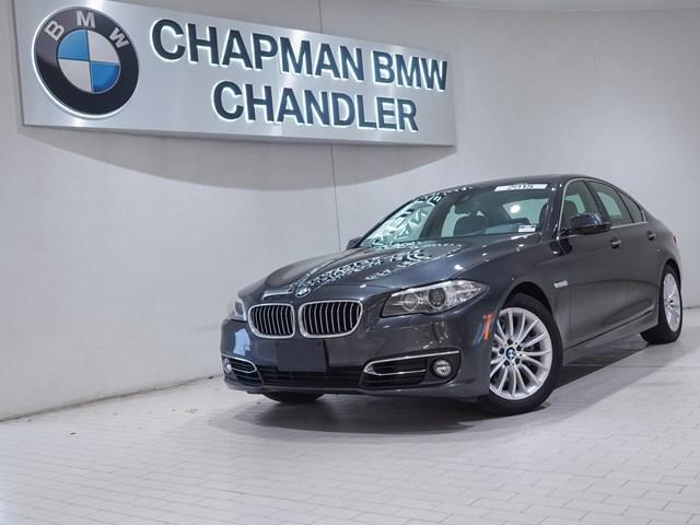 2015 BMW 5-Series 528i xDrive Prem Pkg Nav