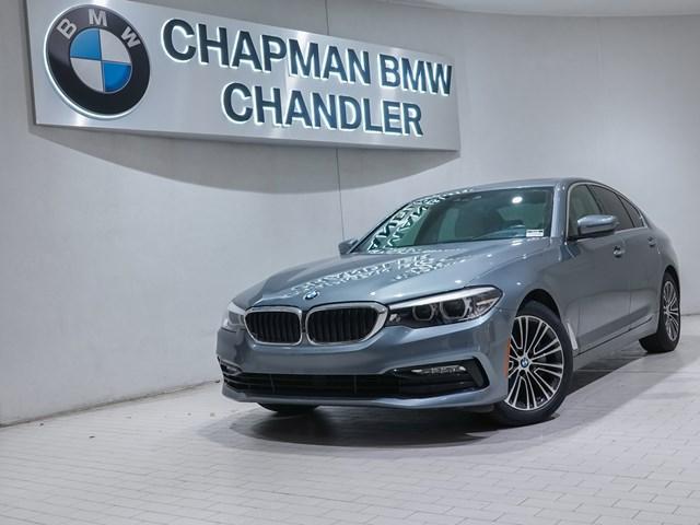 2018 BMW 5-Series 540i Prem Pkg Nav
