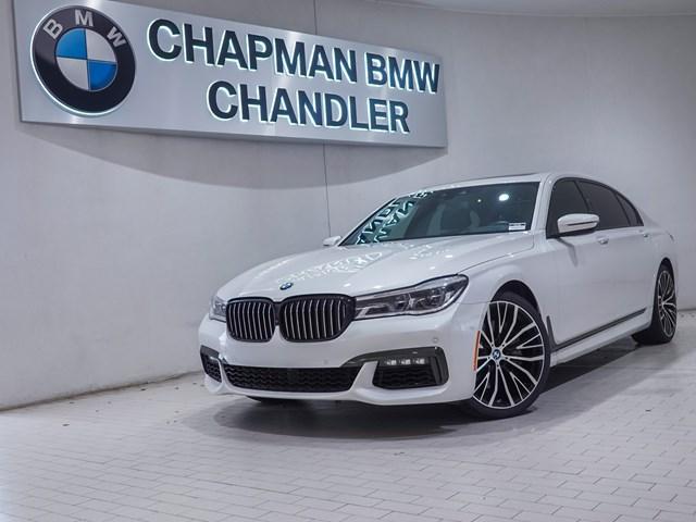 2019 BMW 7-Series 750i M-Sport Pkg Nav