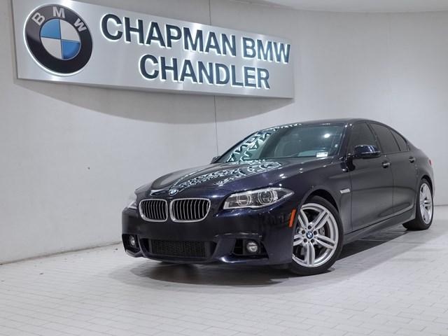 2014 BMW 5-Series 535i Prem/M-Sport Pkg Nav