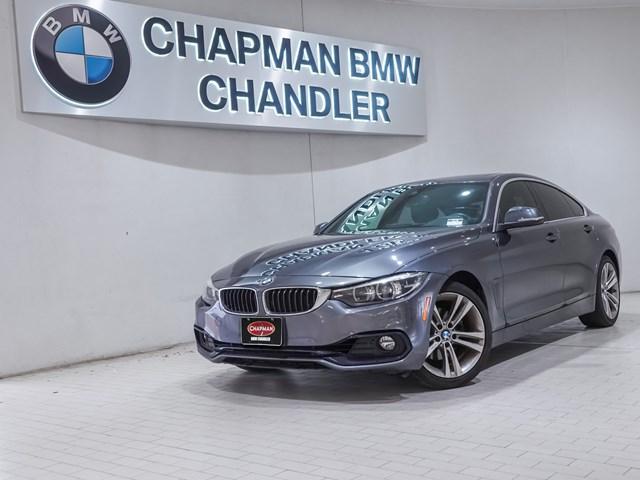 2018 BMW 4-Series 430i Gran Coupe Prem Pkg Nav