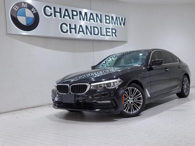 2018 BMW 5-Series 530i Nav
