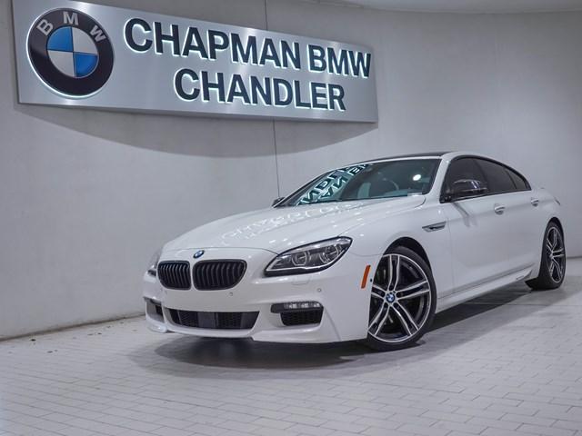 2018 BMW 6-Series 650i Gran Coupe Exec Pkg Nav