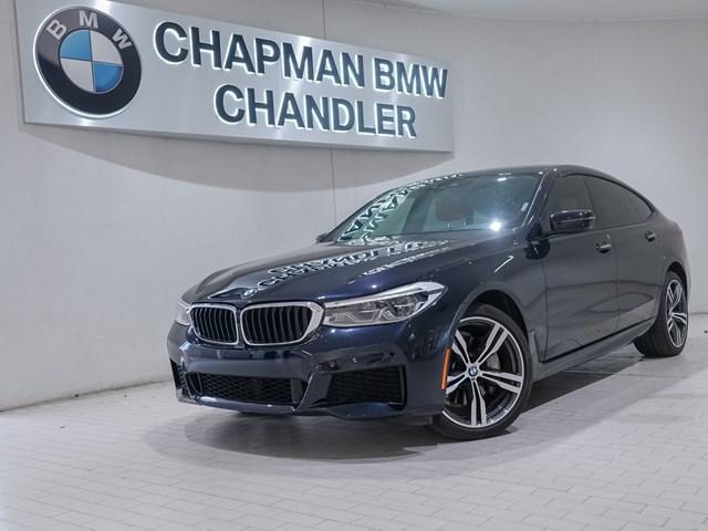 2018 BMW 6-Series 640i xDrive Gran Turismo Exec/M-Sport Pkg Nav