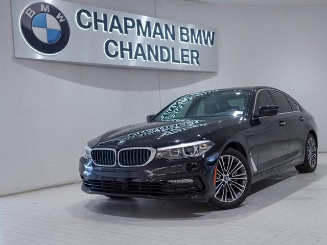 2018 BMW 5-Series 530e iPerformance Premium Pkg Nav