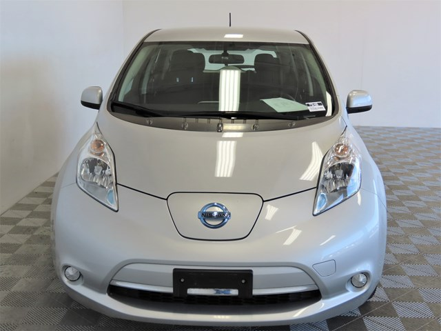 Used 2017 Nissan LEAF S