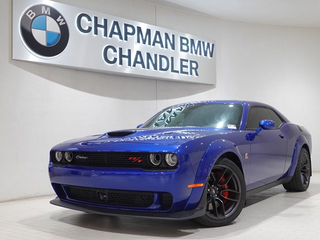 Used 2019 Dodge Challenger R/T Scat Pack Widebody