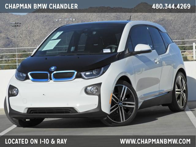 2014 BMW i3 Tech Pkg Nav Details