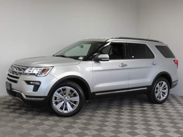 Used 2019 Ford Explorer Limited