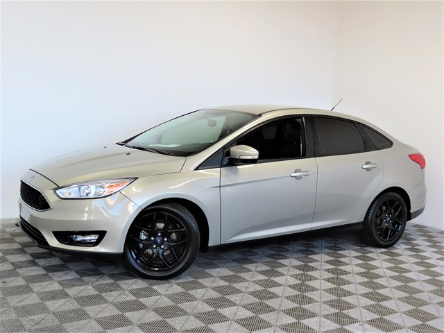 Used 2016 Ford Focus SE
