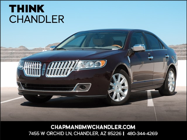 Used 2012 Lincoln MKZ Hybrid