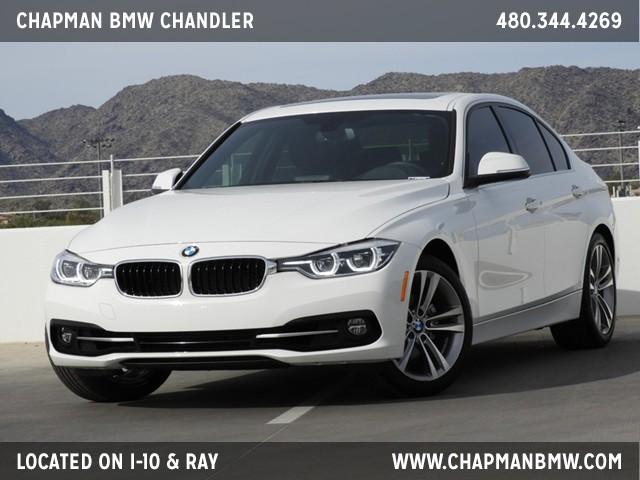2018 BMW 3-Series 330i Sedan