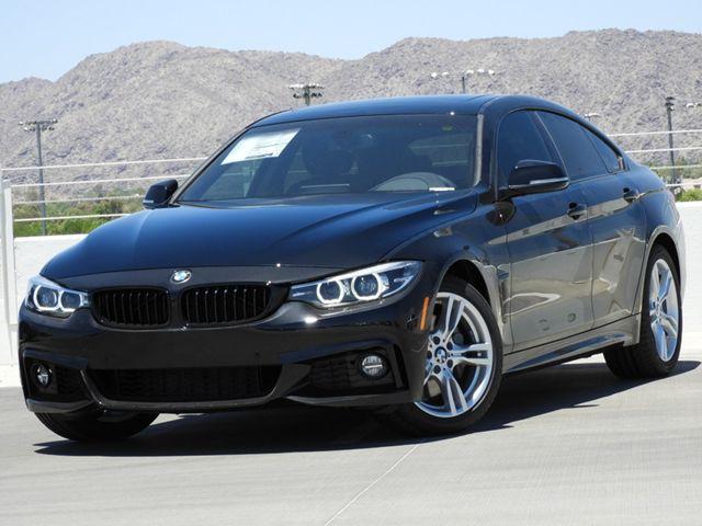 2019 BMW 4-Series 440i Gran Coupe Sedan