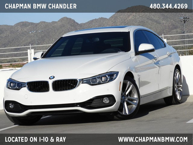 2019 BMW 4-Series 430i Gran Coupe Sedan