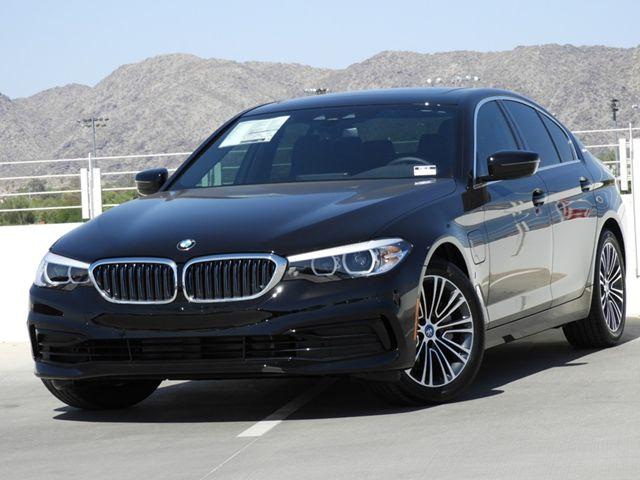 2019 BMW 5-Series 530e iPerformance Sedan