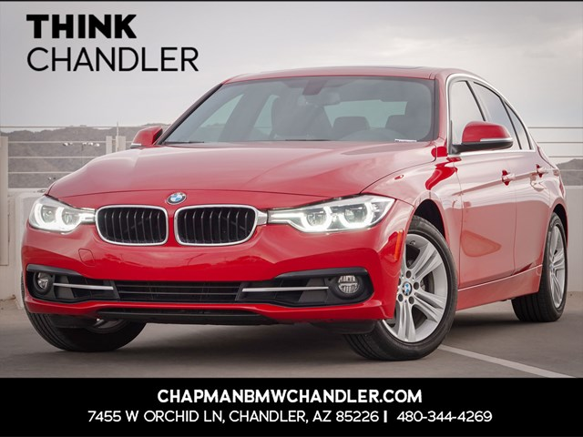 Used 2018 BMW 3-Series 330i