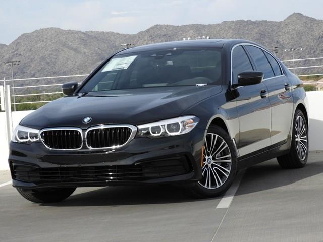 2019 BMW 5-Series 530i Sedan