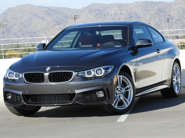 2019 BMW 4-Series 430i Coupe