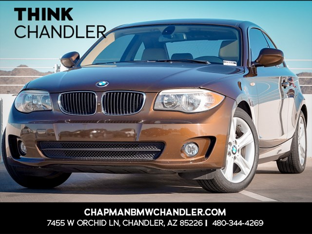 2012 BMW 1-Series 128i